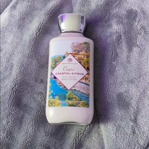 Bath and Bodyworks lotion